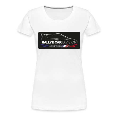 logo rc composite - T-shirt Premium Femme