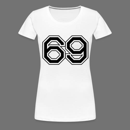 Rok 69 - Koszulka damska Premium