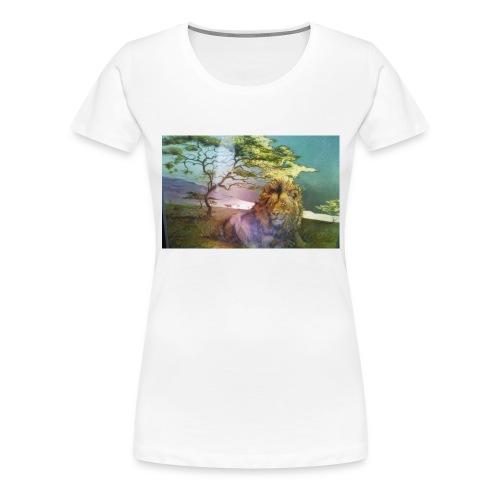 lOeWEIMG 20180818 140511 - Frauen Premium T-Shirt