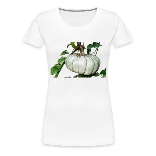 Kürbiszeit - Frauen Premium T-Shirt