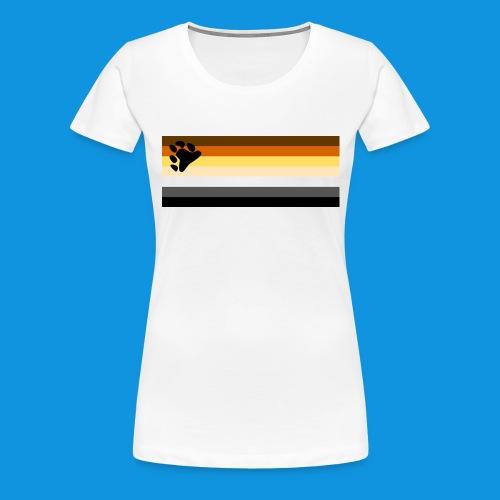 Bear Flag tank - Women's Premium T-Shirt