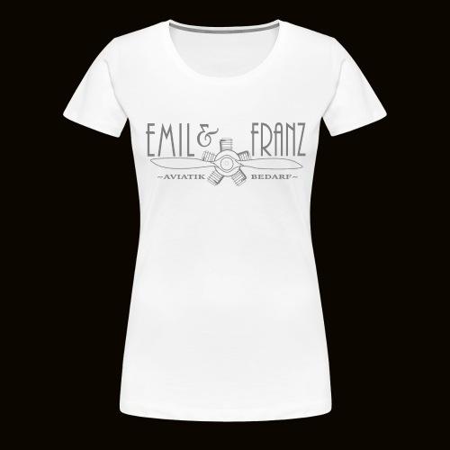 EmilUndFranz - Frauen Premium T-Shirt