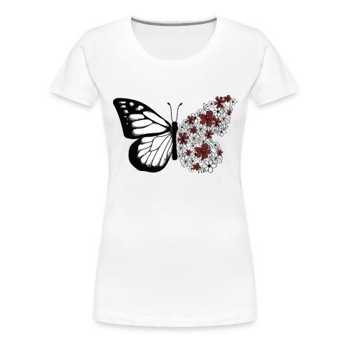 Monarque - T-shirt Premium Femme