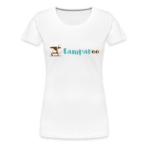 Tamparoo - Maglietta Premium da donna