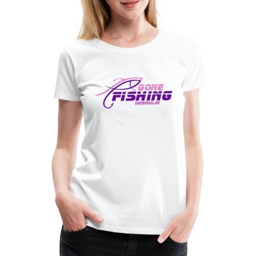GONE-FISHING (2022) DEEPSEA/LAKE BOAT P-COLLECTION - Women's Premium T-Shirt
