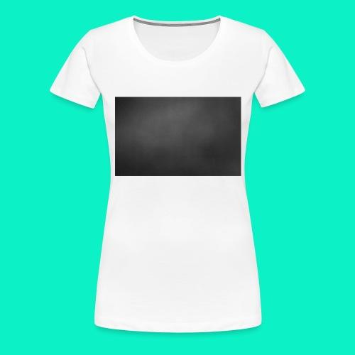 823285 gray wallpaper jpg - Vrouwen Premium T-shirt