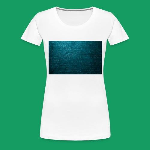 groen groot png - Vrouwen Premium T-shirt