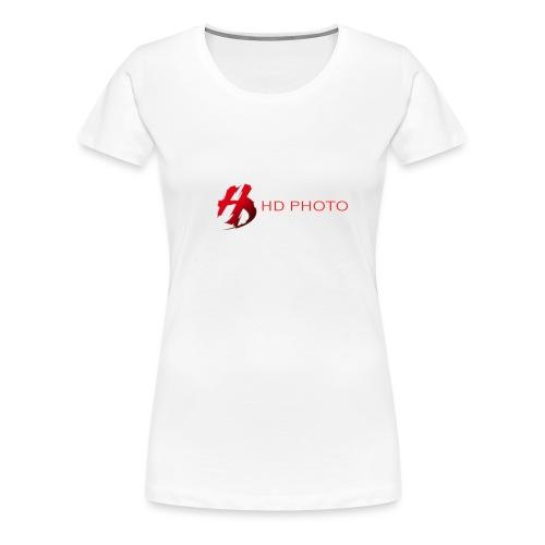 logo officiel hd photo namur - T-shirt Premium Femme
