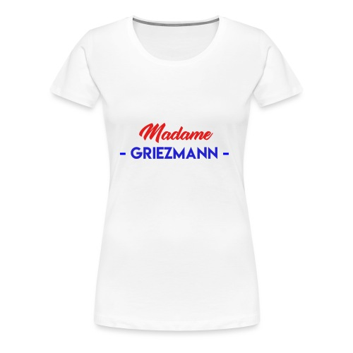Tee-shirt femme Madame - T-shirt Premium Femme