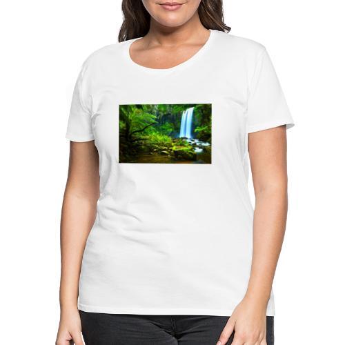Quayambaya Sportswear - Frauen Premium T-Shirt