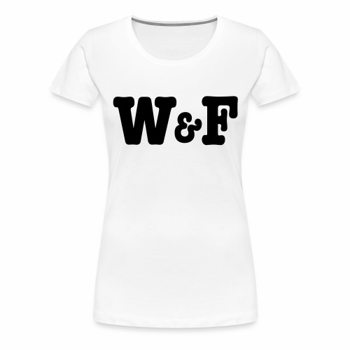 World&Fly Original - T-shirt Premium Femme