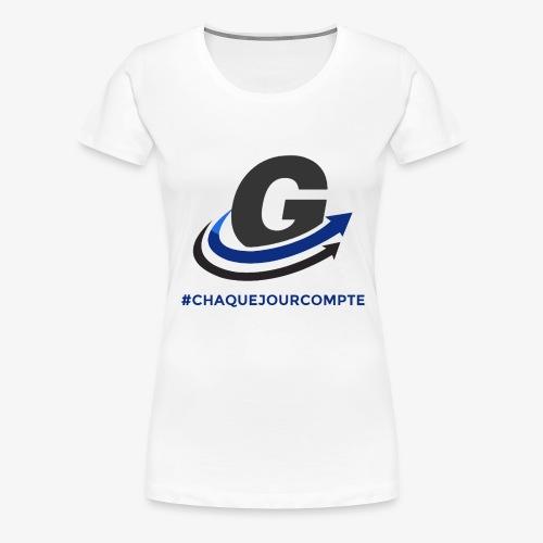 T-shirt en jersey de coton | ALBÂTRE - T-shirt Premium Femme