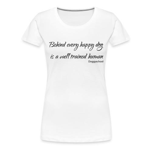Shopper 2 - Frauen Premium T-Shirt