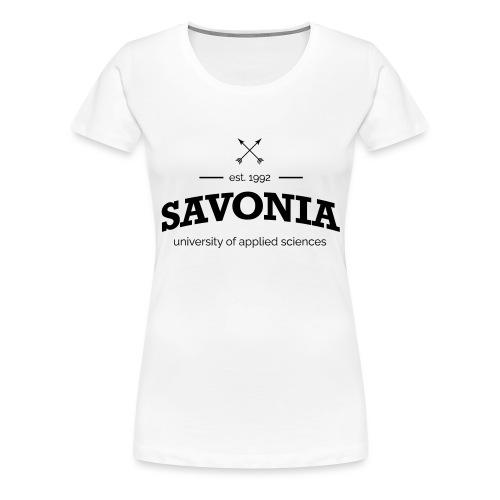 savonia_store_vaisanen_is - Naisten premium t-paita