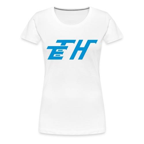 ETH_Logo_Solo - Frauen Premium T-Shirt