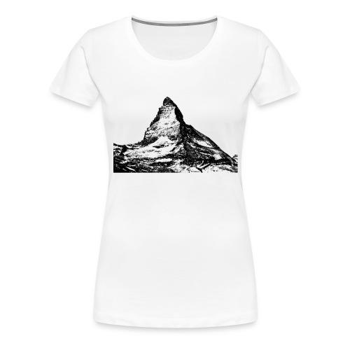 Swiss Alps - Frauen Premium T-Shirt