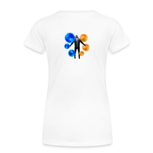 RISE UP - Women's Premium T-Shirt