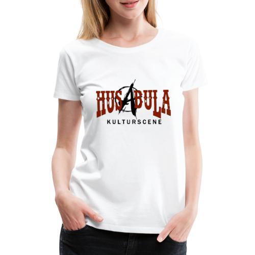 Husabula - Premium T-skjorte for kvinner