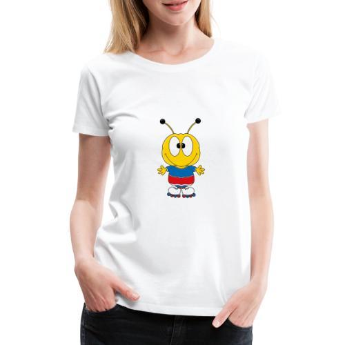 Biene - Inline Skates - Sport - Tier - Kind - Frauen Premium T-Shirt