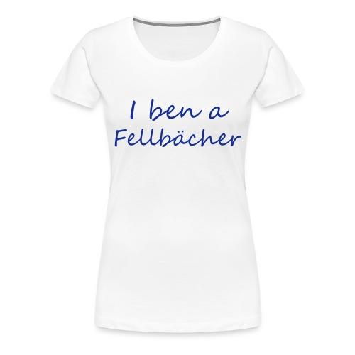 Fellbaecher - Frauen Premium T-Shirt