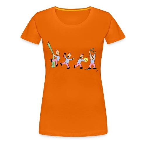 toern babybody - Premium T-skjorte for kvinner