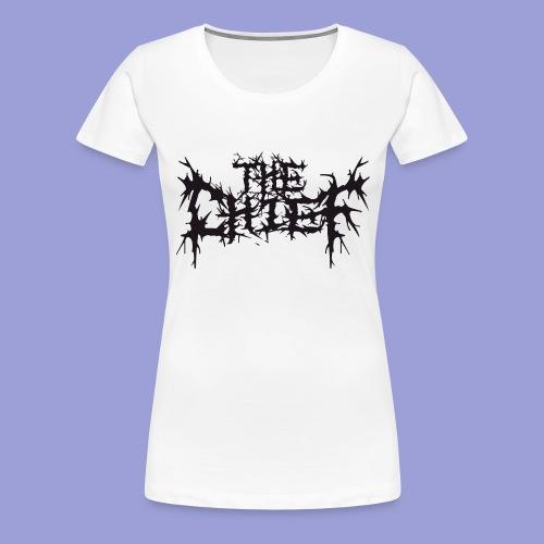 The Chief Metal Logo bw - Frauen Premium T-Shirt