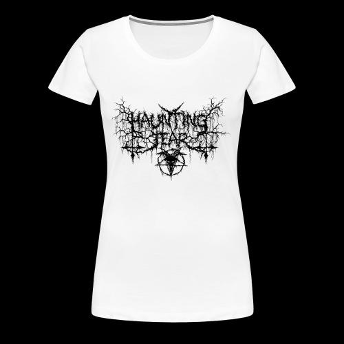 Logo Black Goat - Maglietta Premium da donna