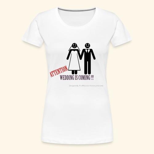 SPOSI - Maglietta Premium da donna