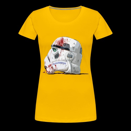 Fallen Stormtrooper - Women's Premium T-Shirt