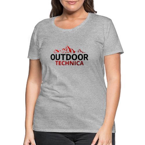 Outdoor Technica - Women's Premium T-Shirt