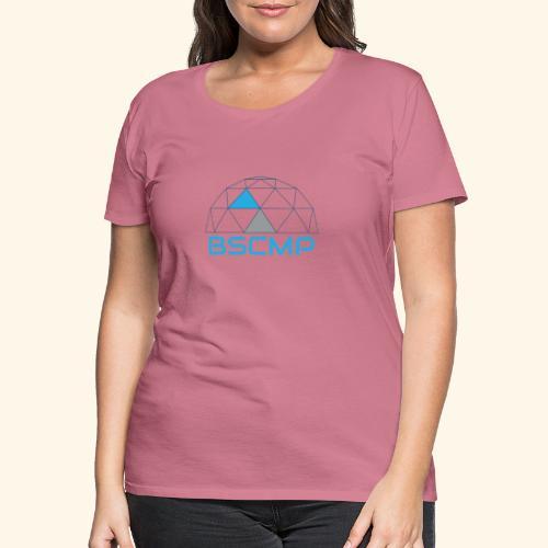 BSCMP - Vrouwen Premium T-shirt