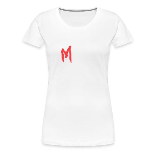 Demagamer MAN Competitive Girl-Gamer - Maglietta Premium da donna