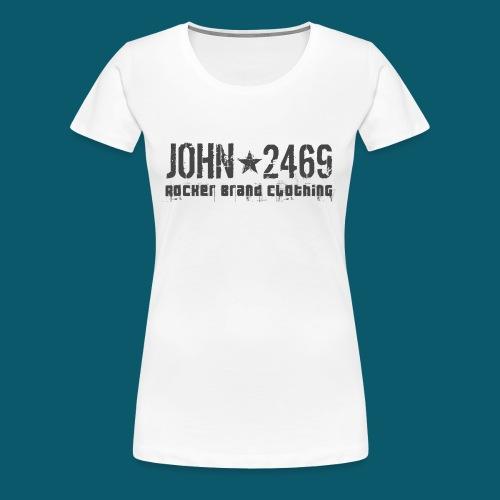 JOHN2469 prova per spread - Maglietta Premium da donna