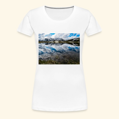 The Flood - Women's Premium T-Shirt
