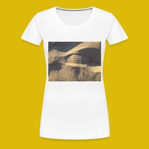 Caca - T-shirt Premium Femme