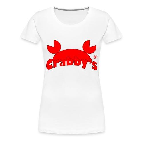 crabbys - Women's Premium T-Shirt