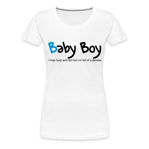 Baby Boy - Women's Premium T-Shirt