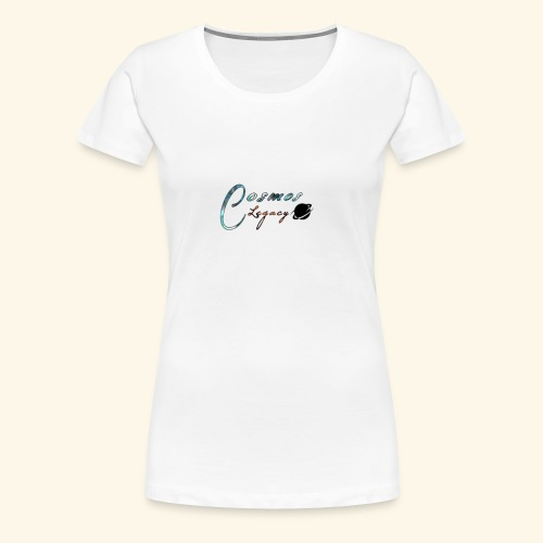 Breathmode cosmos legacy - T-shirt Premium Femme