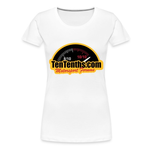 3Colour_Logo - Women's Premium T-Shirt