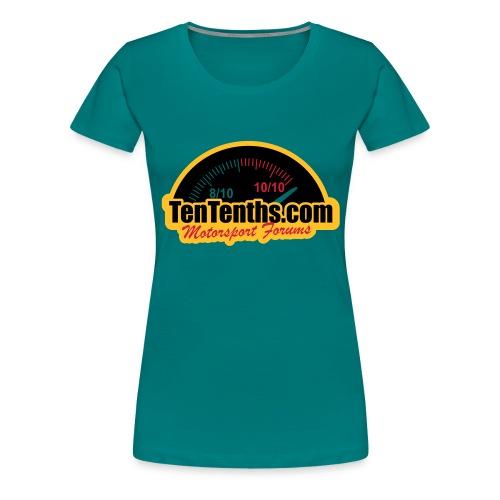 3Colour_Logo - Women's Premium T-Shirt