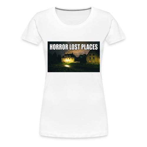 Geisterdorf Gladbeck - Frauen Premium T-Shirt
