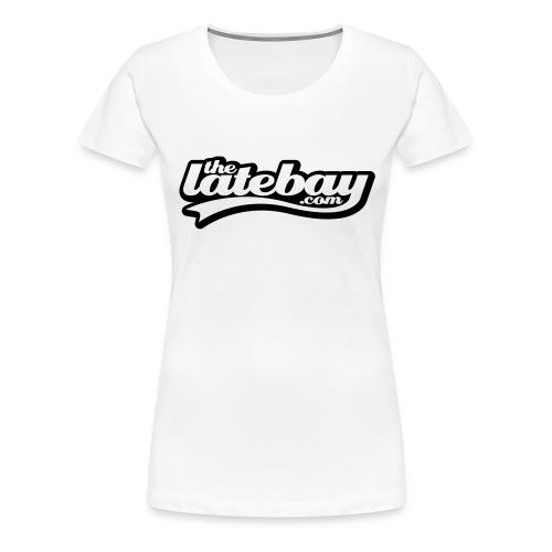 tlb tshirt01 type small 135mm width - Women's Premium T-Shirt