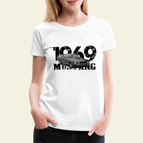 1969 - Dame premium T-shirt