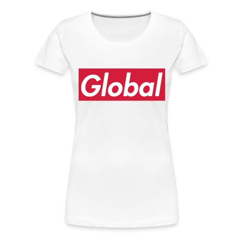 Global - Frauen Premium T-Shirt