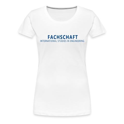 Fachschaft ISE - Frauen Premium T-Shirt