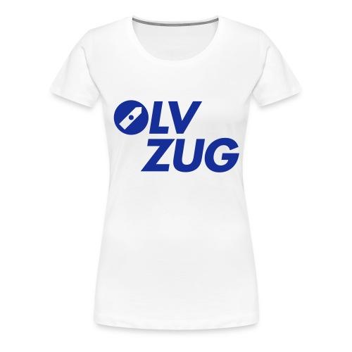 OLV_Zug_Logo_2_Z_ohneRand - Frauen Premium T-Shirt