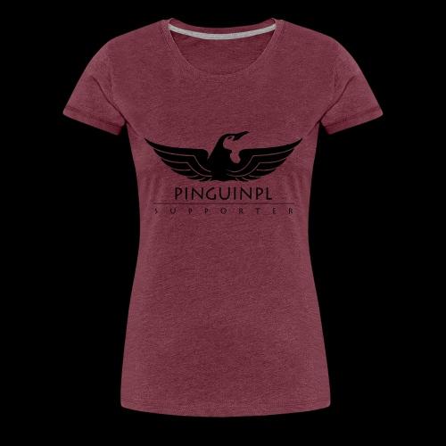 zwolennikiem Blackline - Koszulka damska Premium