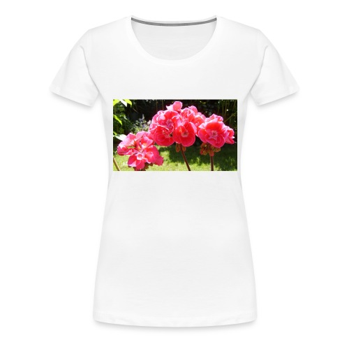 floral - Women's Premium T-Shirt