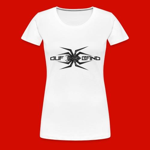 T-shirt Oufband - 2 couleurs - T-shirt Premium Femme