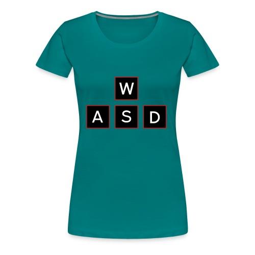 aswd design - Vrouwen Premium T-shirt